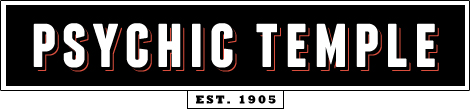 Psychic Temple Long Beach Logo